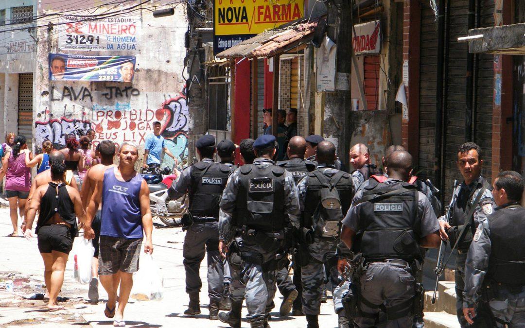 Der Blick hinter die Kulissen: Complexo da Maré, ein Ort des Leidens