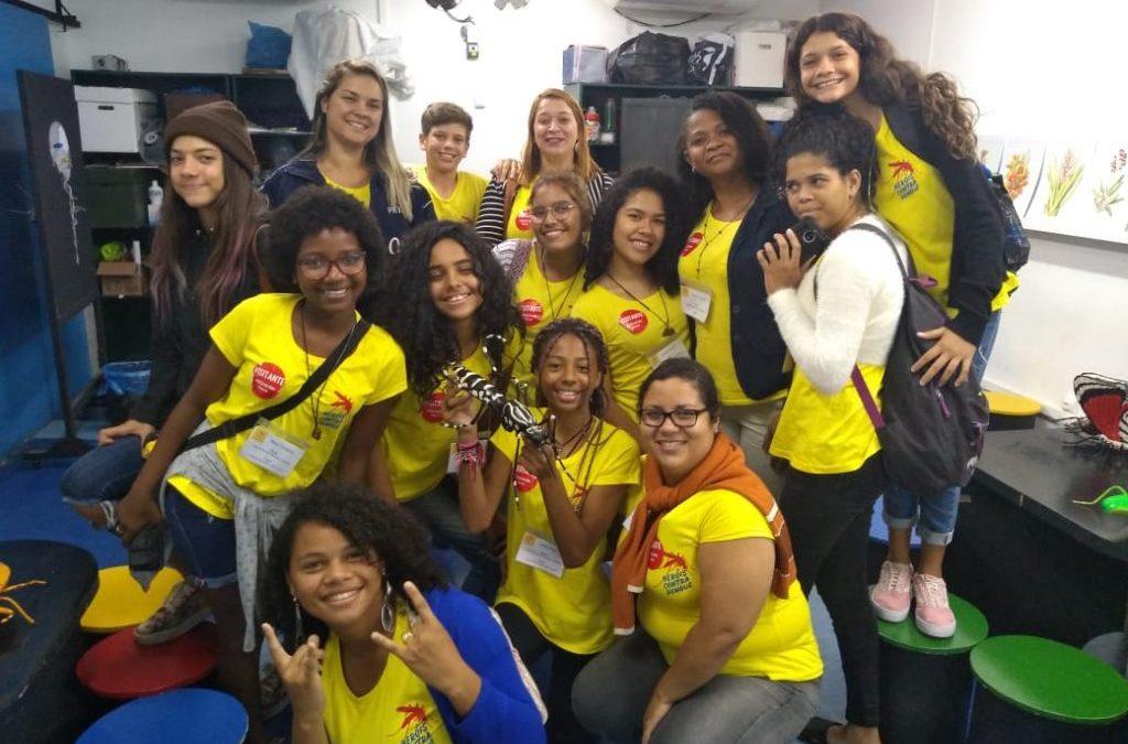 Projekt Heróis Contra Dengue: Positive Nebeneffekte der Methodik